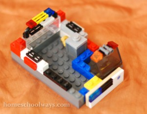 LEGO Hover Craft
