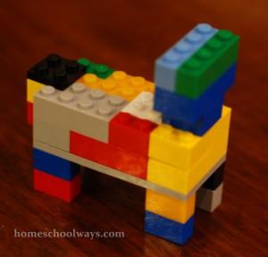 LEGO Rain Forest Bear