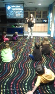 Ripley's Aquarium Lecture on Shooting Stars - Homeschooling Science Class