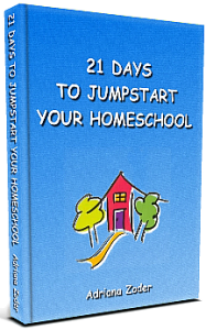 21 Days to Jumpstart Your Homeschool