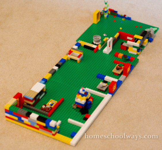 LEGO Quest   Homeschool Ways
