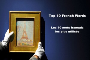 Top 10 French Words