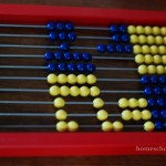 Right Start Mathematics abacus robot
