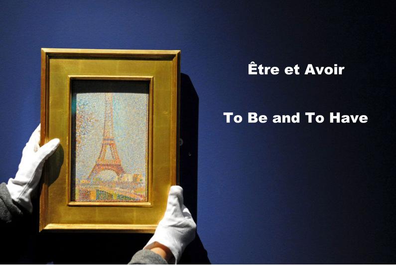 Avoir et Etre - French Friday