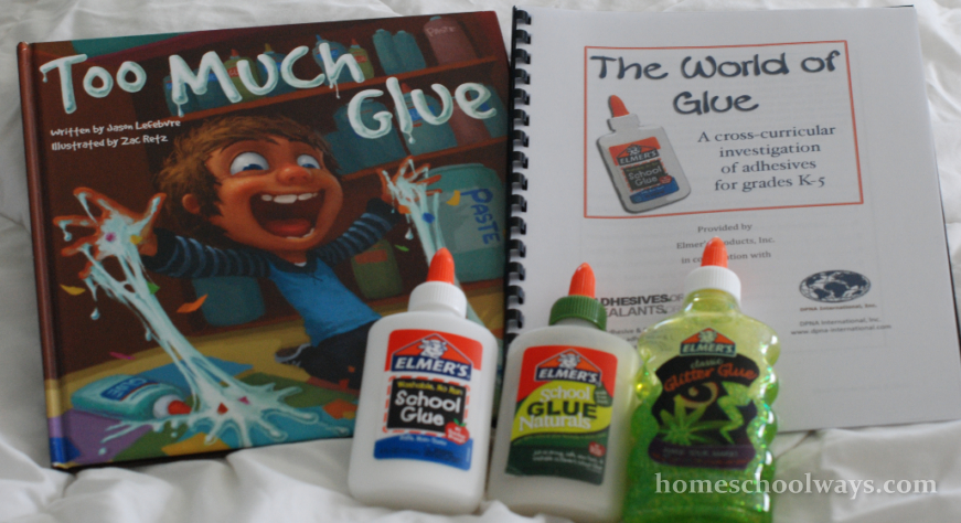 Elmer's World of Glue Toolkit