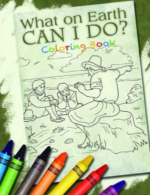 Apologia Coloring Book