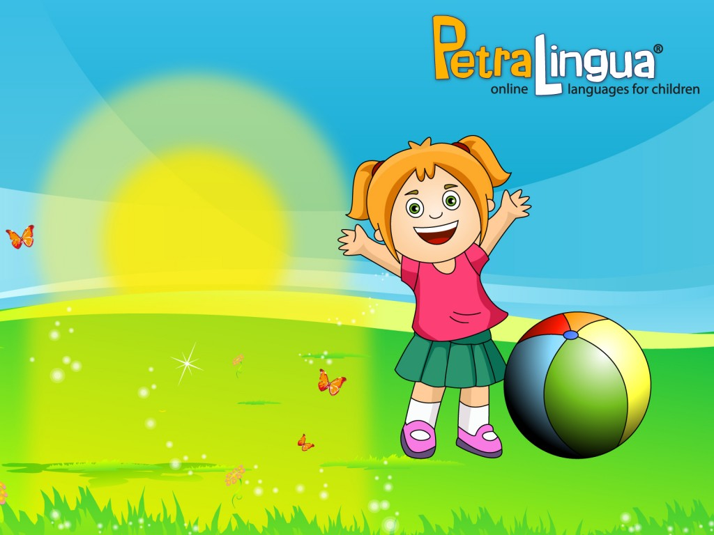Petra Lingua - online languages for kids