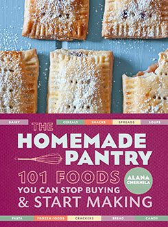 The Homemade Pantry Cover