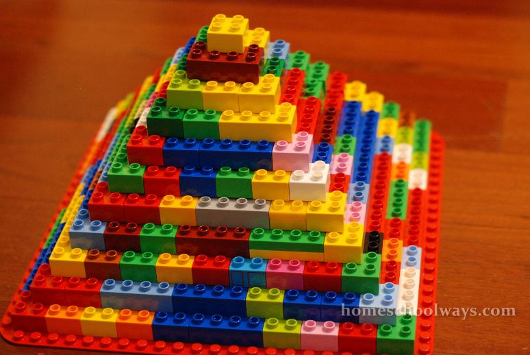 DUPLO Pyramid