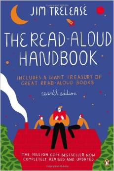Read Aloud Handbook Cover