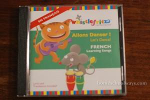 Allons Danser! CD cover