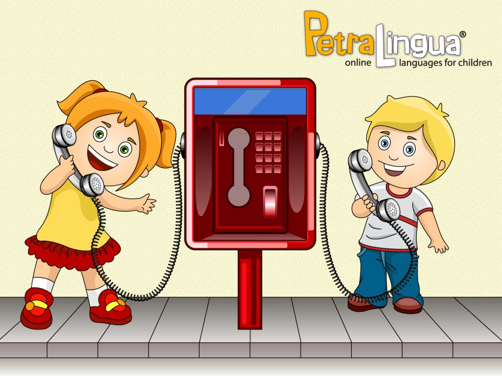 French learning for kids under 10 - Petra Lingua