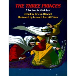 The Three Princes Cover