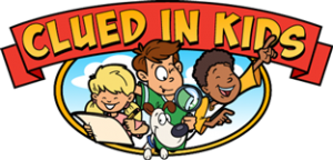 Clued In Kids Logo