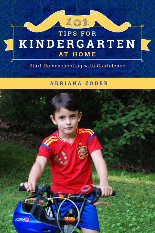 101 Tips for Kindergarten at Home