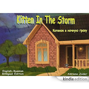 Kitten in the Storm Kindle Book