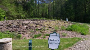 Buckhorn Inn Labyrinth