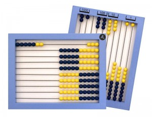 The AL Abacus from Right Start Mathematics