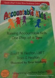 Accountable Kids Book