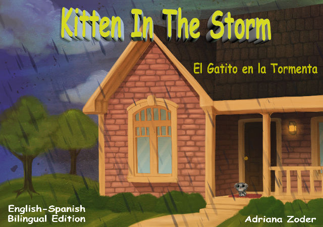 English-Spanish bilingual book for children