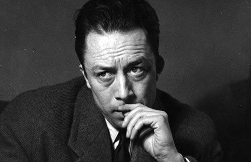 Albert Camus, Nobel Prize for Literature, 1957