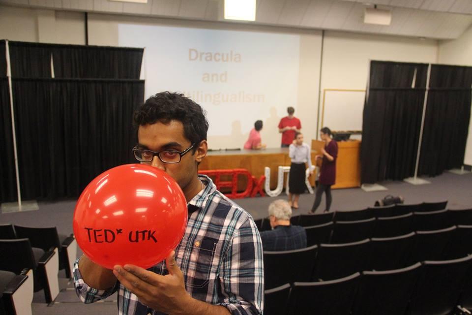 TEDx UTK Rehearsals