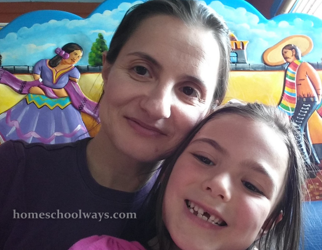 Mommy and daughter luncheon at Cielito Lindo Mexican Restaurant in Pigeon Forge