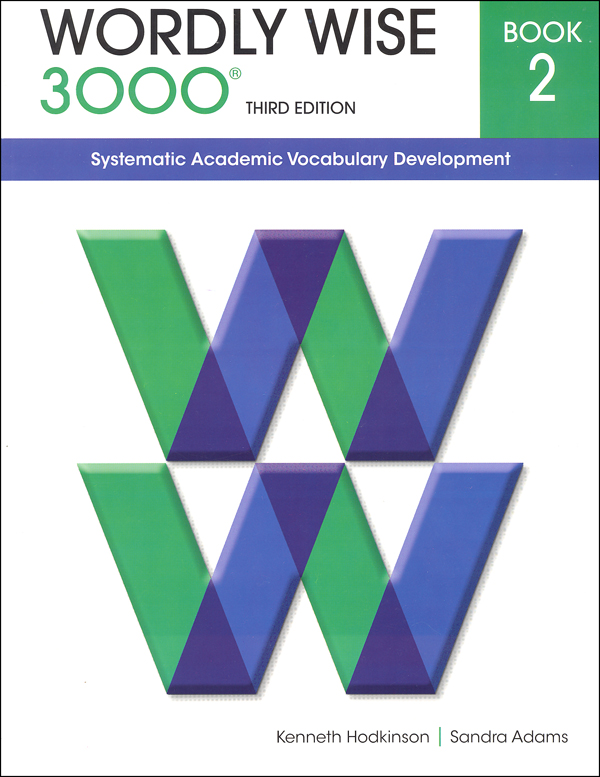 Wordly Wise 3000, 3rd edition