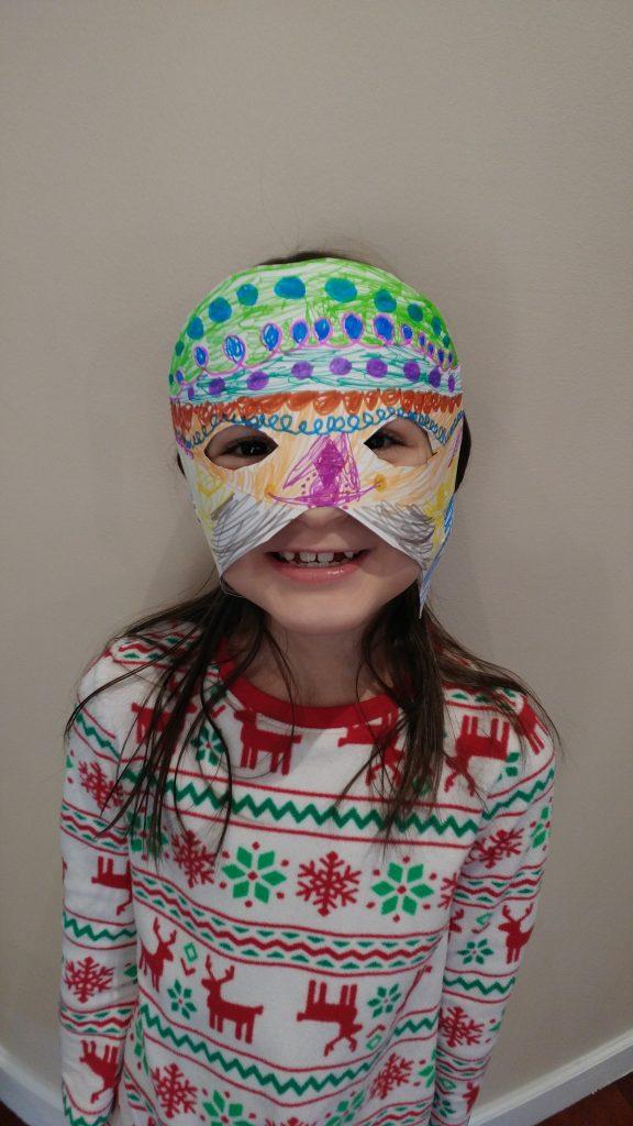 Versailles Mask