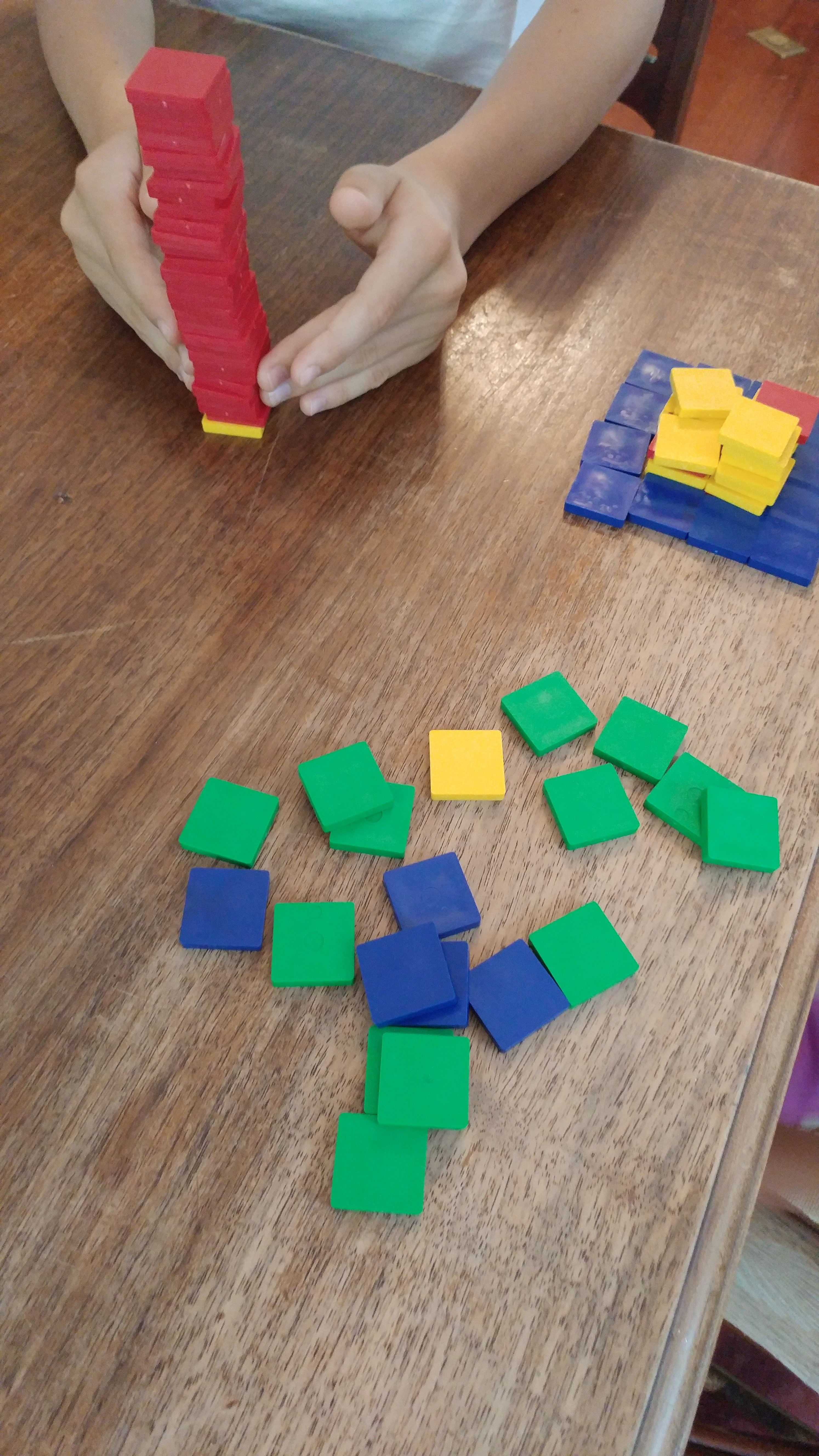 Subtracting game