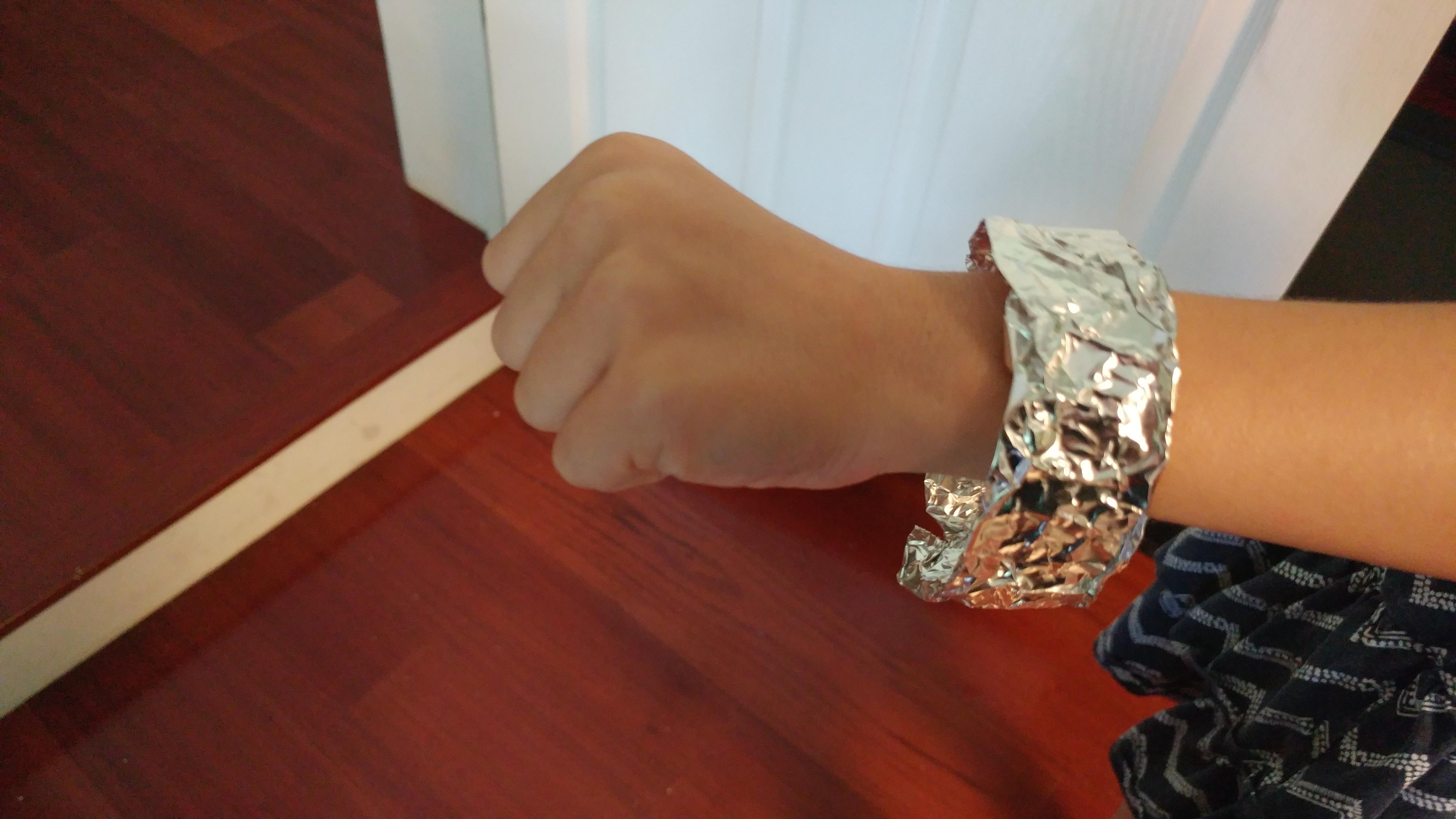 Sikh bracelet craft