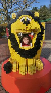 Legoland Billund Lion's Mouth