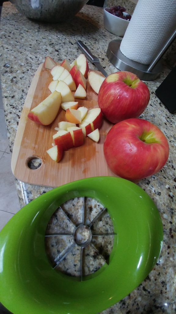 IKEA apple corer/slicer